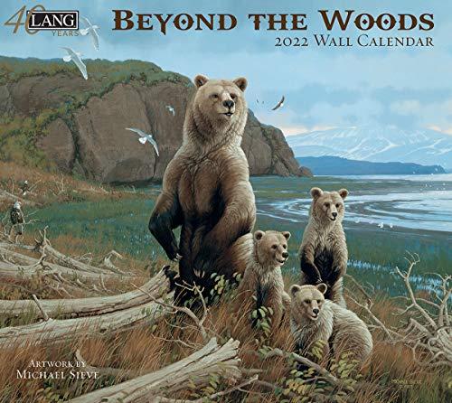 Lang Beyond The Woods 2022 Wall Calendar (22991001894)