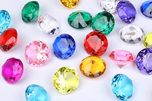 multi colored crystal - 1