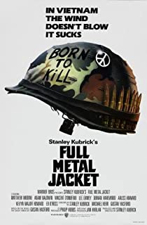 Full Metal Jacket Movie Poster #01 24x36in