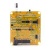 Analizador de CC DC12V Control exacto Alta precisión de medición Analizador premium Antena de onda corta Reacción flexible para análisis de onda corta