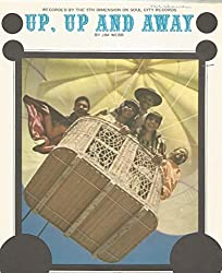 Sheet Music Up Up And Away 5th Dimension 56