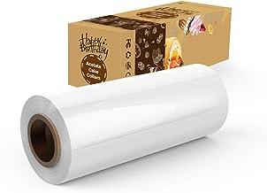 Acetate Cake Collar, LONGMADA Acetate Sheet Transparent Chocolate Mousse Collar Baking Surrounding Edge Decorating Acetate...
