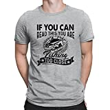 High Quality Fabric: This awesome Fishing cotton T-shirt, soft, comfortable and durable. This is essential tshirt in your wardrobe. Graphic T-shirt: Premium short sleeve tee shirt with a unique design printed on the front of the unisex cotton t shirt...