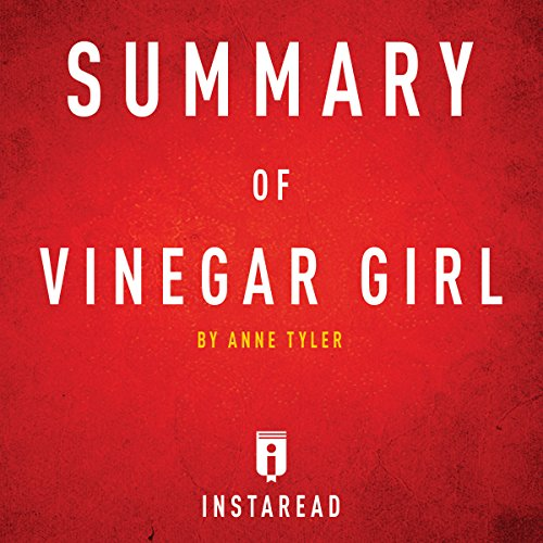 Summary of Vinegar Girl by Anne Tyler | Includes Analysis cover art