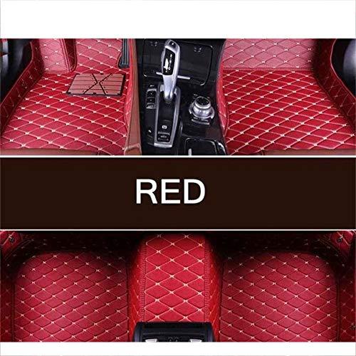 LUVCARPB Autoinnenraum-Fußmatten, passend für Honda HRV C-RV URV B-RV Jazz Jade, wasserdichtes Zubehör für Autoteppiche