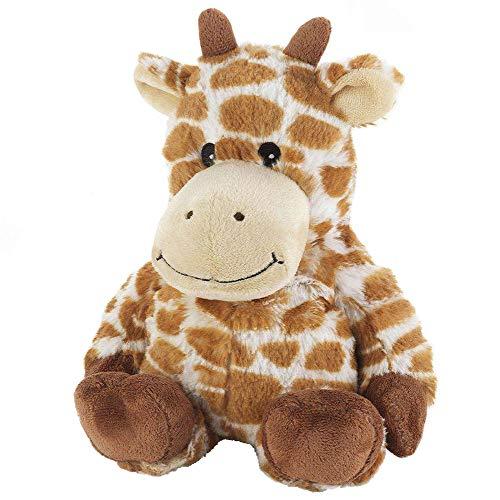 Giraffe - Warmies Cozy Plush Heatable Lavender Sc Warmies Giraffe N/A N/A