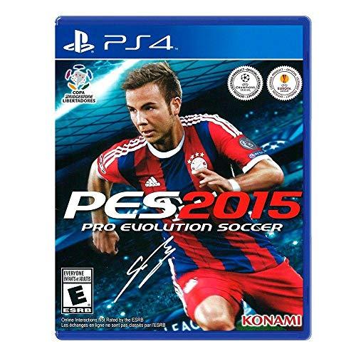 Jogo PES 2015 Pro Evolution Soccer para PS4 - Konami