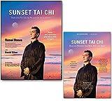 Bundle: Sunset Tai Chi DVD and Tai Chi Book for Beginners (YMAA) Tai