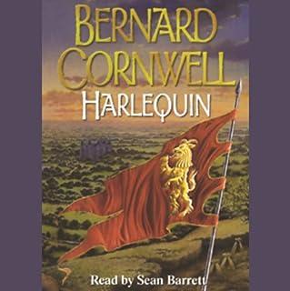 Harlequin cover art
