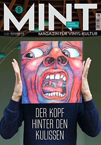Mint Magazin für Vinyl-Kultur, Ausgabe No. 8