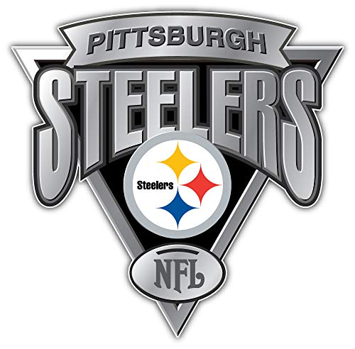 Pittsburgh City Steeler Sport Football Logo Die-Cut Sticker Decal