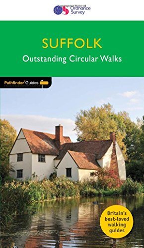 Suffolk Outstanding Circular Walks (Pathfinder Guides)