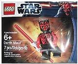 LEGO Star Wars Darth Maul by LEGO TOY (manual en inglés)