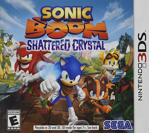 Sonic Boom: Shattered Crystal  Nintendo 3DS