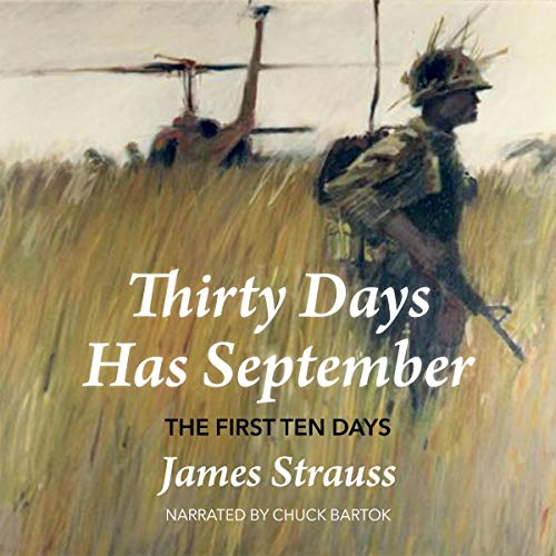 Thirty Days Has September, the First Ten Days audiobook cover art