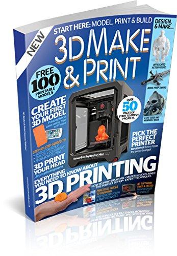 3D Make & Print Second Edition