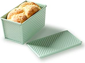 Bakeware Set, Nonstick Baking Pan Muffin Pan, Loaf Pan, Round Cake Pan, Roasting Pan for Baking, Homecooking and Wedding G...