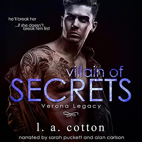 Villain of Secrets cover art