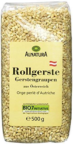 Alnatura Bio Rollgerste, 6er Pack (6 x 500 g)