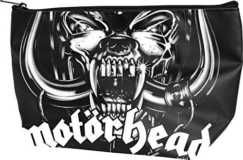 Motörhead Trousse de Toilette Unisexe en éponge avec imprimé démon