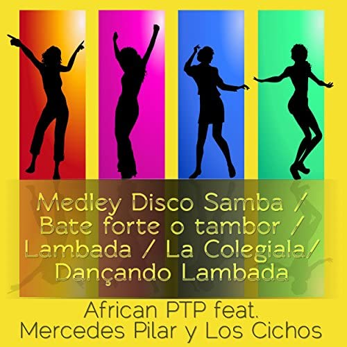 African Percussion Tribal Project feat. Mercedes Pilar y Los Chicos