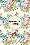 Quaderno di sofrologia: Libro di sofrologia |...
