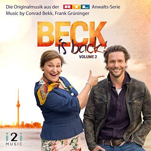 Beck Is Back!, Vol. 2 (Die Originalmusik aus der RTL Anwalts-Serie)