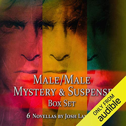 Male/Male Mystery and Suspense Box Set cover art
