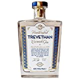 Trevethan Handcrafted Cornish Gin with 10 Balanced Botanicals - Speciality Small Batch Gin - 43% ABV -