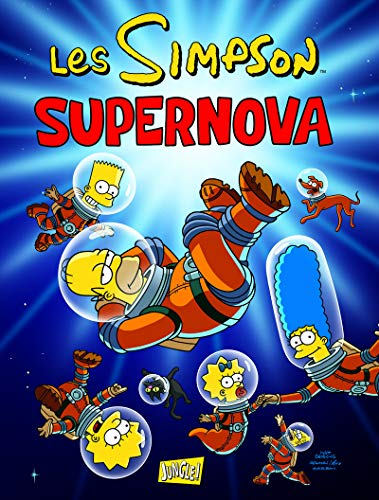 Les Simpson - tome 25 Supernova (25)