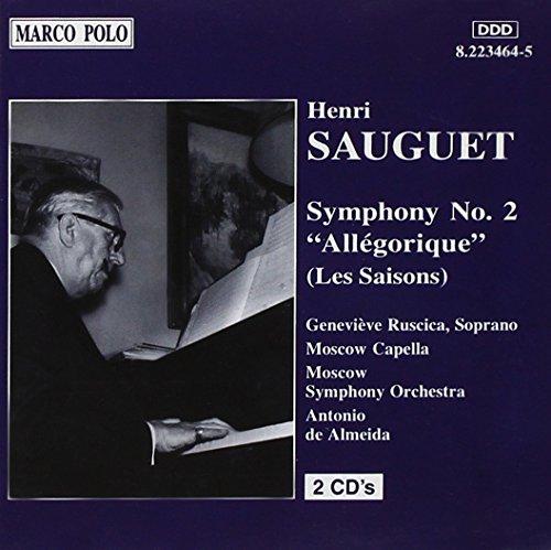 Sauguet Sinfonie 2 Almeida