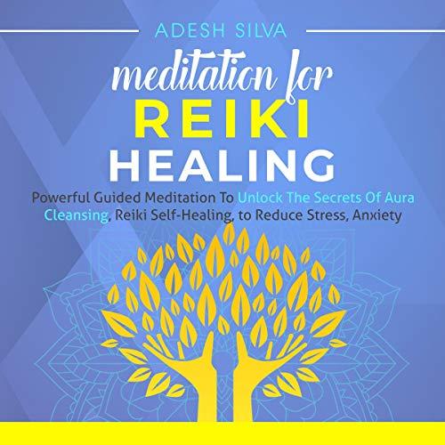 Meditation for Reiki Healing Titelbild