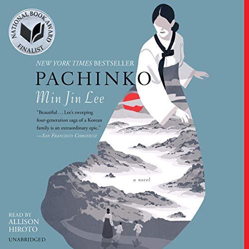 Couverture de Pachinko