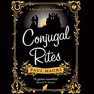 Conjugal Rites audiobook cover art