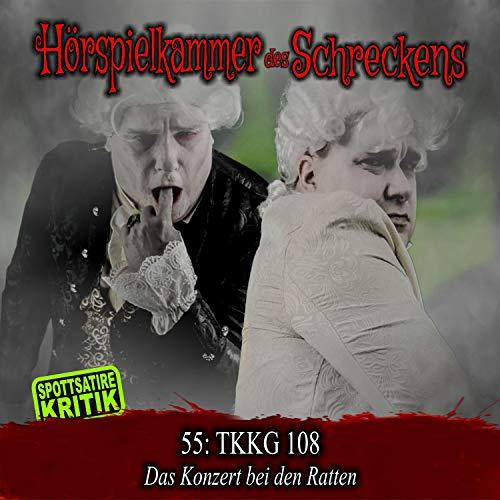 TKKG 108 - Das Konzert bei den Ratten: Hörspielkammer des Schreckens 55