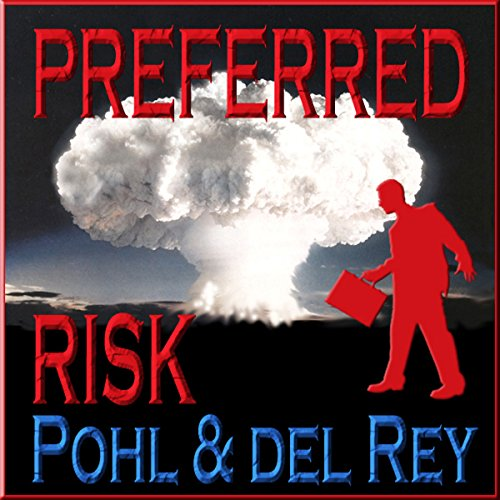 Preferred Risk audiobook cover art