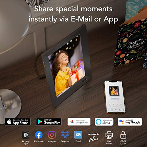 Gift Idea: The Best Wifi Digital Photo Frame 7
