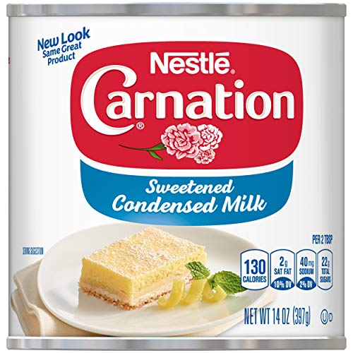 Carnation Sweetened Condensed Milk, 14 fl oz