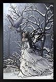 Poster Foundry Nene Thomas Queen of Owls von Nene Thomas