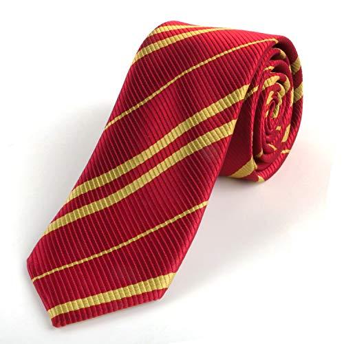 Landisun Halloween Costume necktie Tie Costume Regular Cosplay tie (Red)