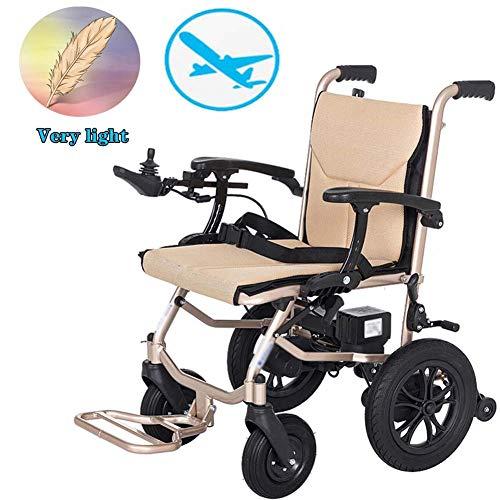 APOAD Elektrorollstuhl/behinderte Für ältere Menschen/intelligenter Leichtgewichtrollstuhl/klapp- / Stuhlantrieb Mit Elektroantrieb Oder Manueller Rollstuhl- / Lithiumbatterie