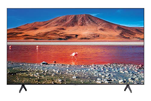 Samsung 138 cm (55 inches) 4K Ultra HD Smart LED TV UA55TU7200KXXL (Titan Gray) (2020 Model)