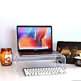 Best Macbook Printers - Computer Monitor Riser Stand (4 inch Tall), Review