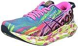 Asics Gel-Noosa Tri 13, Road Running Shoe Mujer, Digital Aqua/Hot Pink, 39 EU