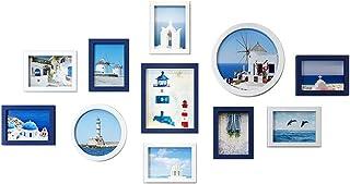 LONGWDS Marco de Fotos Foto Pared Marco combinación Pared de Marco de Fotos Nordic Personalidad Creativa Simples Modernos ...