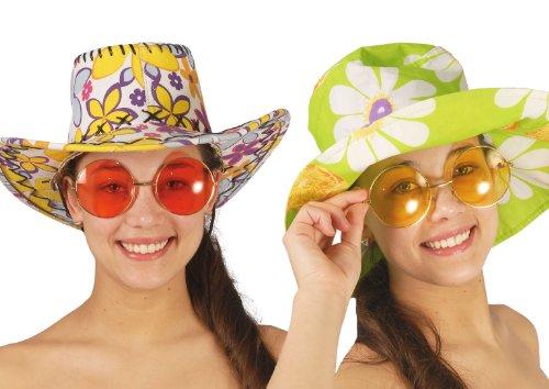 Guirca - Gafas de Hippie grandes (16240)
