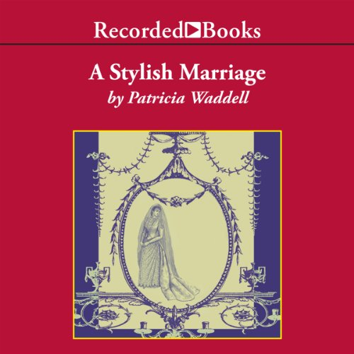A Stylish Marriage audiobook cover art