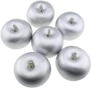 Best silver fruit decor Reviews