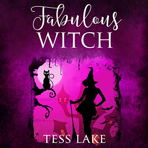 Fabulous Witch audiobook cover art