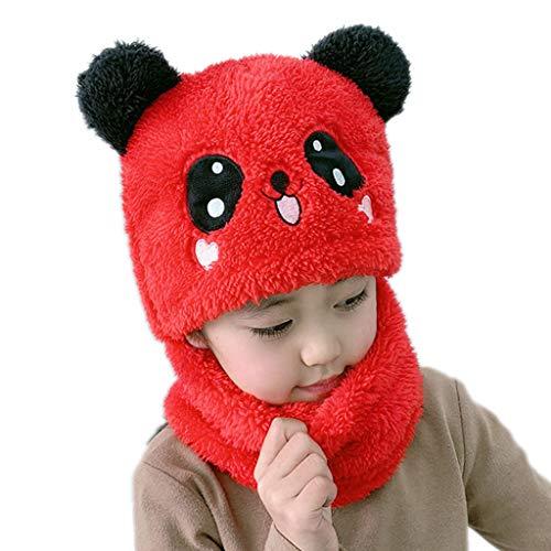 Sheuiossry Pasamontañas para niños, de invierno, cálido, de felpa, con orejas de oso, para cosplay, fotografía, rendimiento de escenario, juego de rol